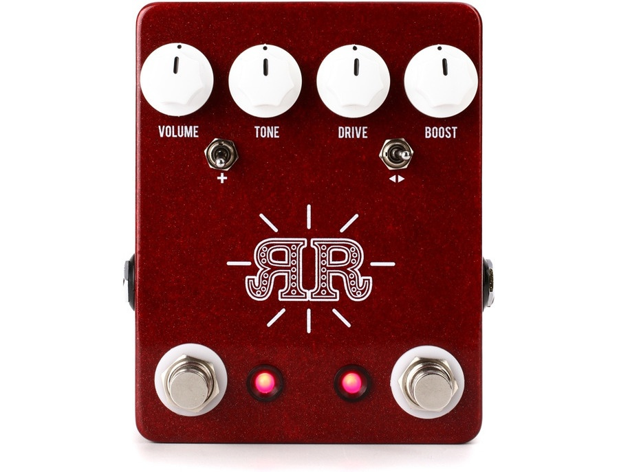 JHS Ruby Red Overdrive
