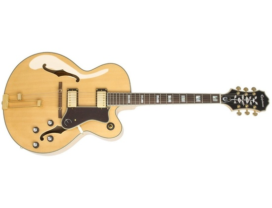 Epiphone Broadway Natural Re-Issue Archtop Model
