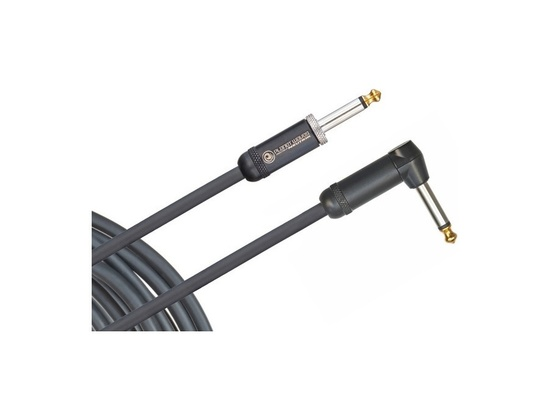 Planet Waves American Stage Instrument Cable, Right to Straight, 20'