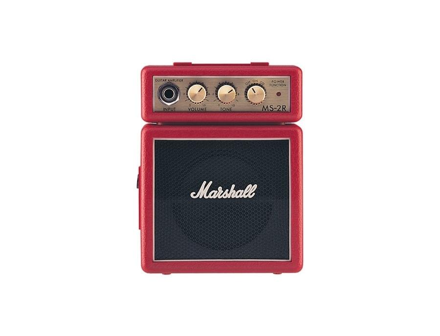 Marshall ms 2r mini amp xl