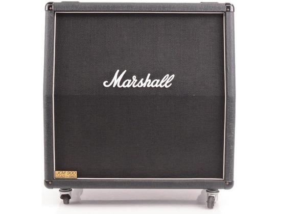 "Marshall JCM 900A Lead 4x12"" 300-Watt Angled Extension Cabinet"