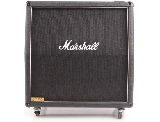 "Marshall JCM 900A Lead 4x12"" 300-Watt Angled Extension Cabinet"
