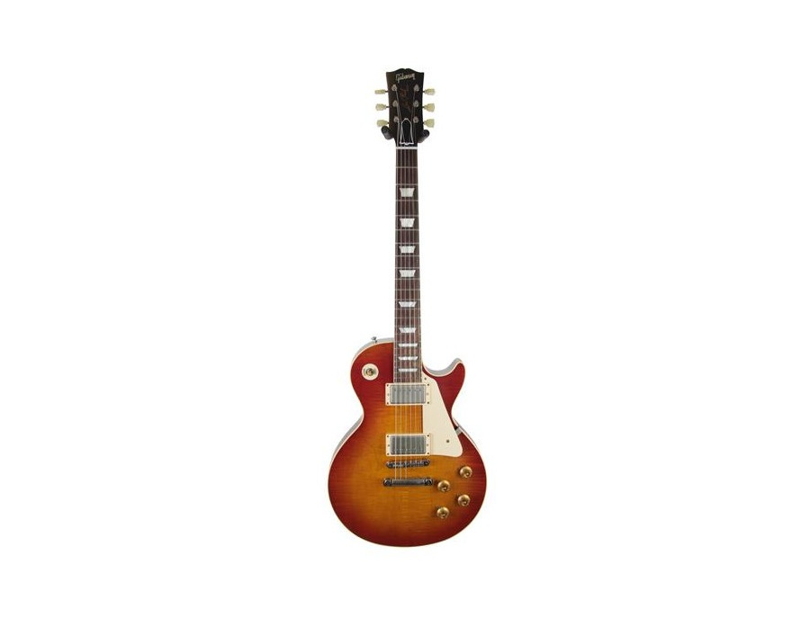 Gibson Custom 58 Blues Master Les Paul in VOS Believer Burst