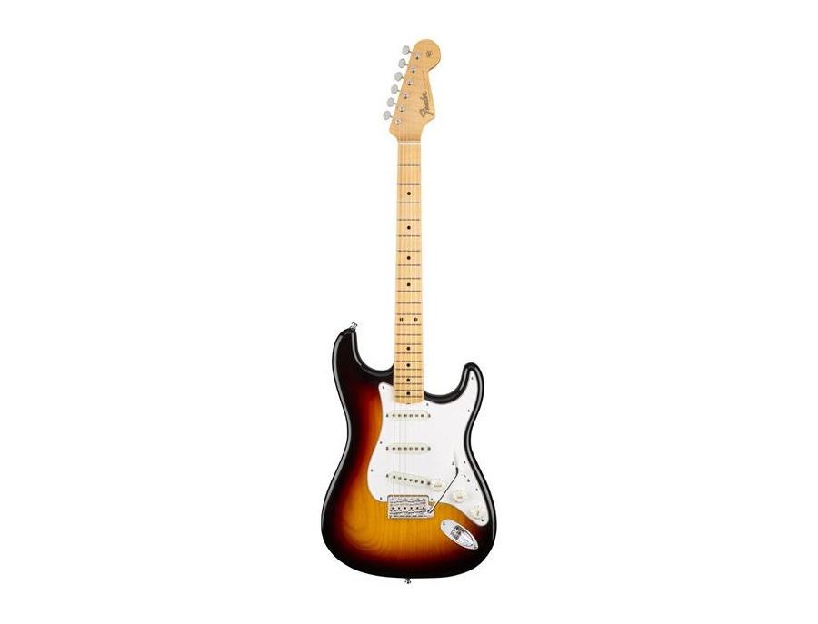 Fender custom shop new old stock postmodern strat mn sunburst xl