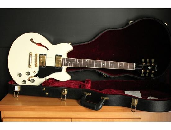 Gibson ES 339 Arctic White