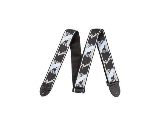 """Fender Accessories 2"""" Monogrammed Guitar Strap"""