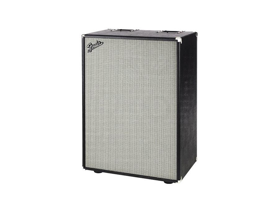 Fender Bassman 215 cab (clone)