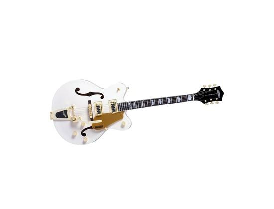 Gretsch G5422TDCG Electromatic Hollowbody Guitar Snow Crest White