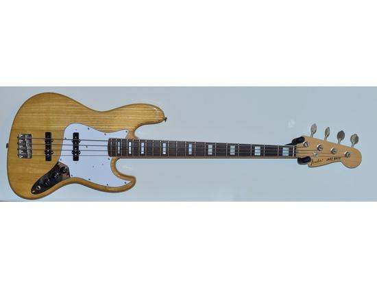 1994 Fender MIJ Jazz Bass Natural