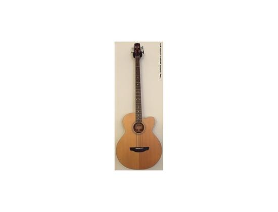 1995 Takamine ES100C-4 Jasmine Bass