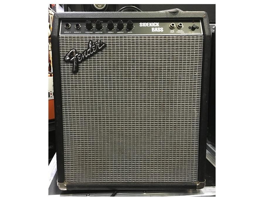 Fender Sidekick Bass