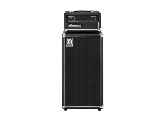 "Ampeg Micro-CL 2x10"" 100-Watt Bass Stack"