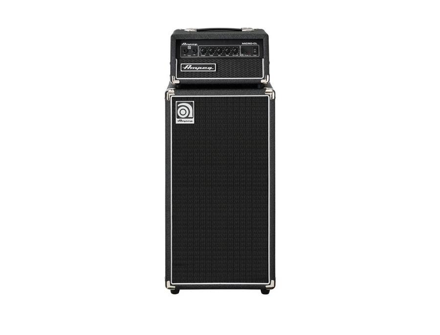 """Ampeg Micro-CL 2x10"""" 100-Watt Bass Stack"""
