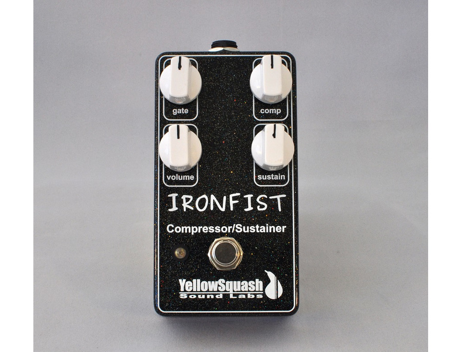 YellowSquash Sound Labs Iron Fist