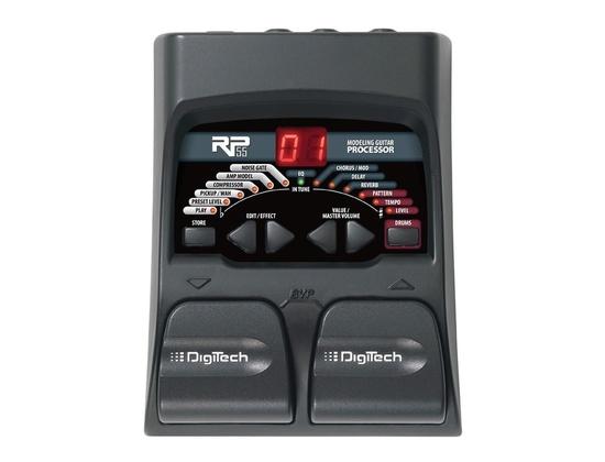 digitech rp55 guitar multi-effect processor