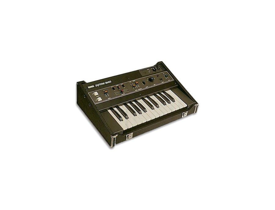Korg SB-100 SynthE Bass