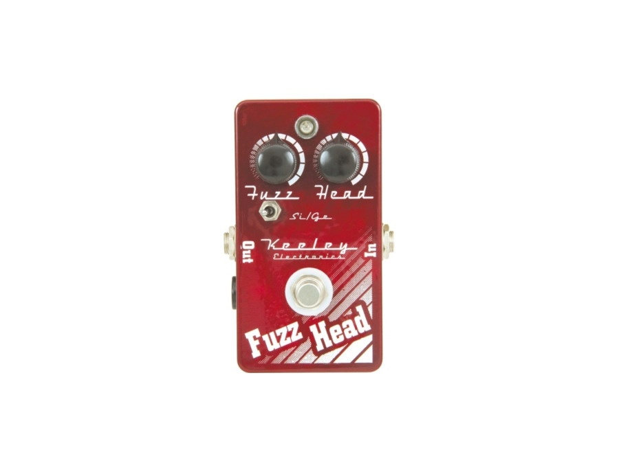 Keeley Fuzz Head Effects Pedal