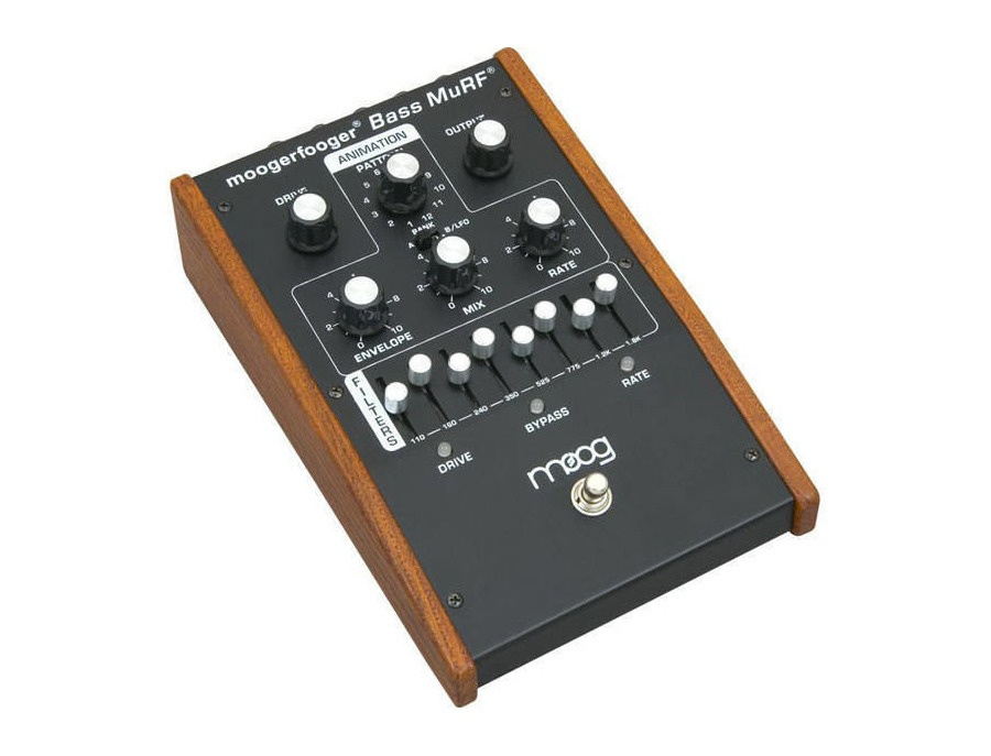 Moog Moogerfooger Bass MuRF MF-105B