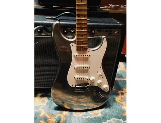Fender Custom Shop Nickel Plated Stratocaster