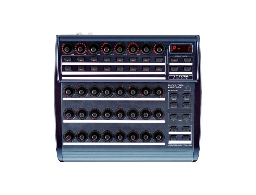 Behringer bcr2000 midi controller xl