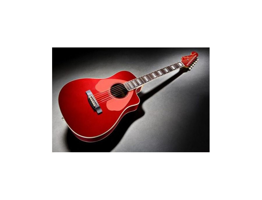 Fender Dick Dale Signature Malibu SCE Acoustic Guitar