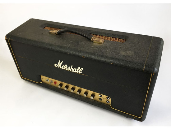 1972 Marshall 100W Super Lead