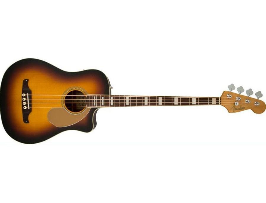 Fender Kingman Bass SCE 3TSB