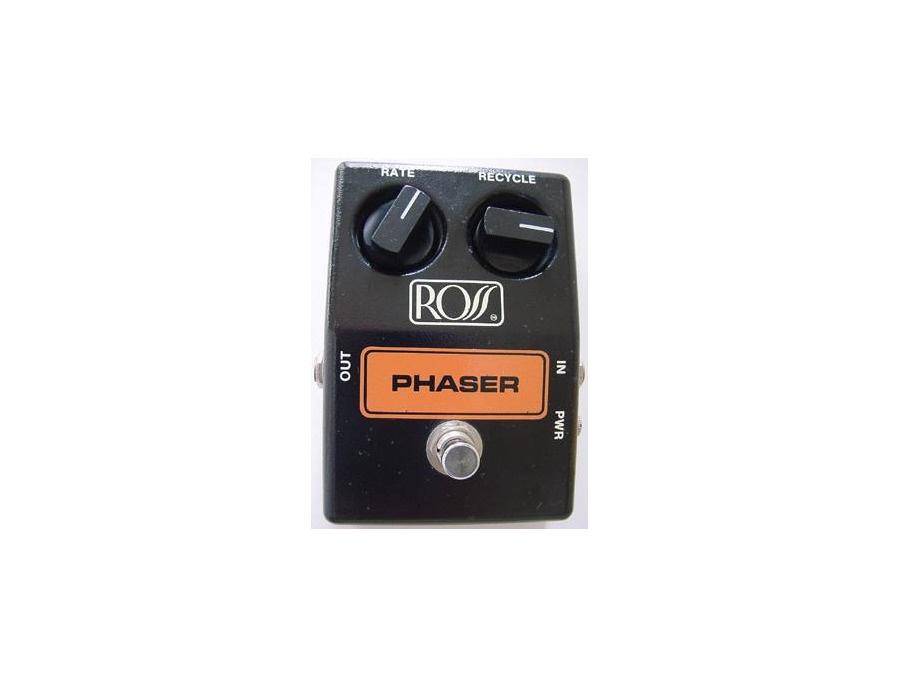 Ross R-99 Phaser Pedal