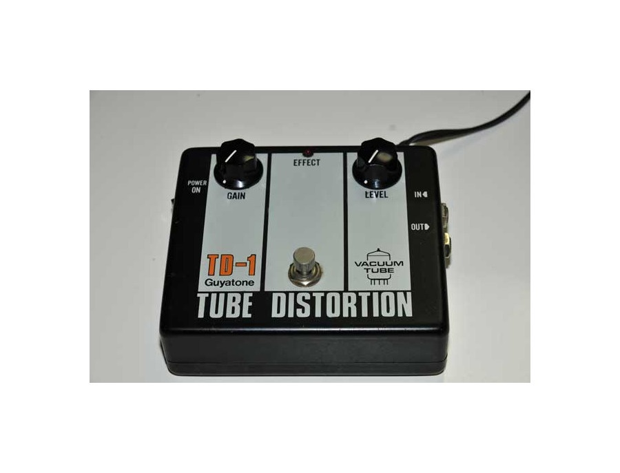 Guyatone TD-1 Tube Distortion Pedal
