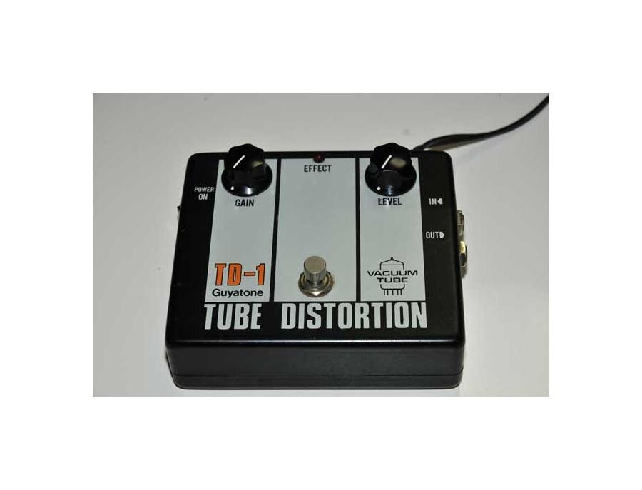 Guyatone TD-1 Tube Distortion Pedal