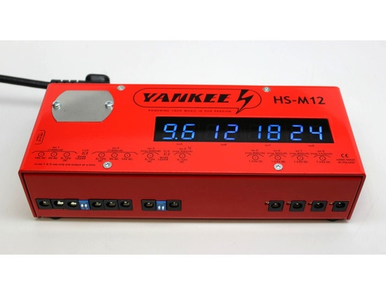 Yankee HS-M12 Power Supply