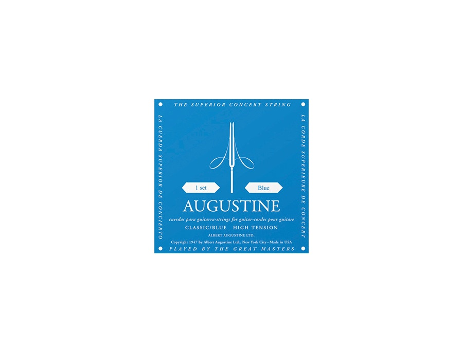 Augustine Blue Classic Guitar Strings