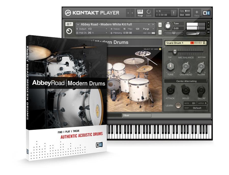 NI Abby Road Modern Drums