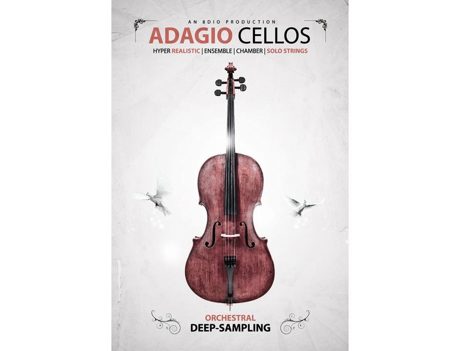 8Dio - Adagio Cellos
