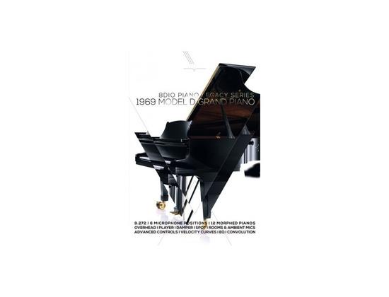 8Dio - 1969 Steinway