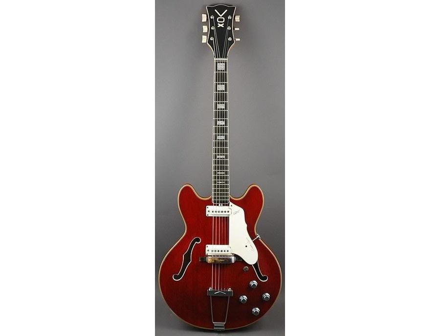 Vox Super Lynx Deluxe Electric Guitar