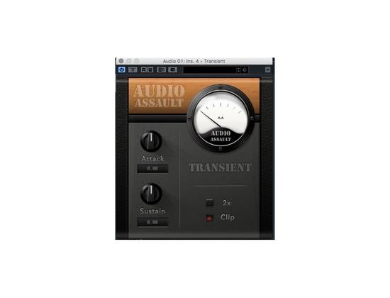 Audio Assault Transient