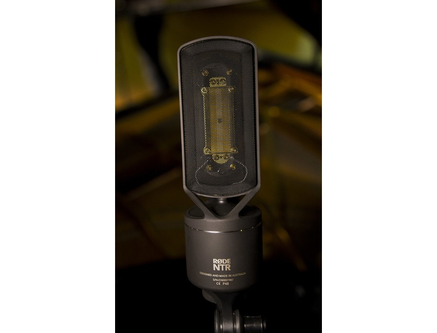 Rode NTR Active Ribbon Studio Microphone