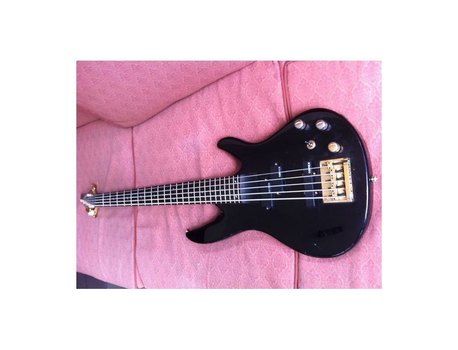 Samick Artisan Series 5-String Bass