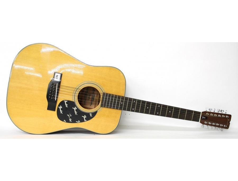 Fender F-05-12 12 String Guitar