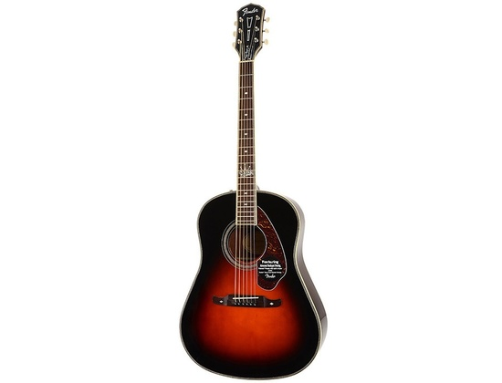 Fender Ron Emory Loyalty Slope Shoulder Acoustic/Electric Guitar