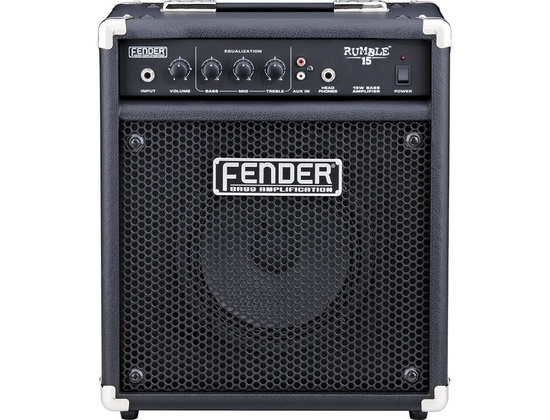 Fender Rumble 15 V2