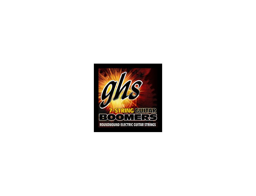 GHS Boomers 7-String - Medium Heavy