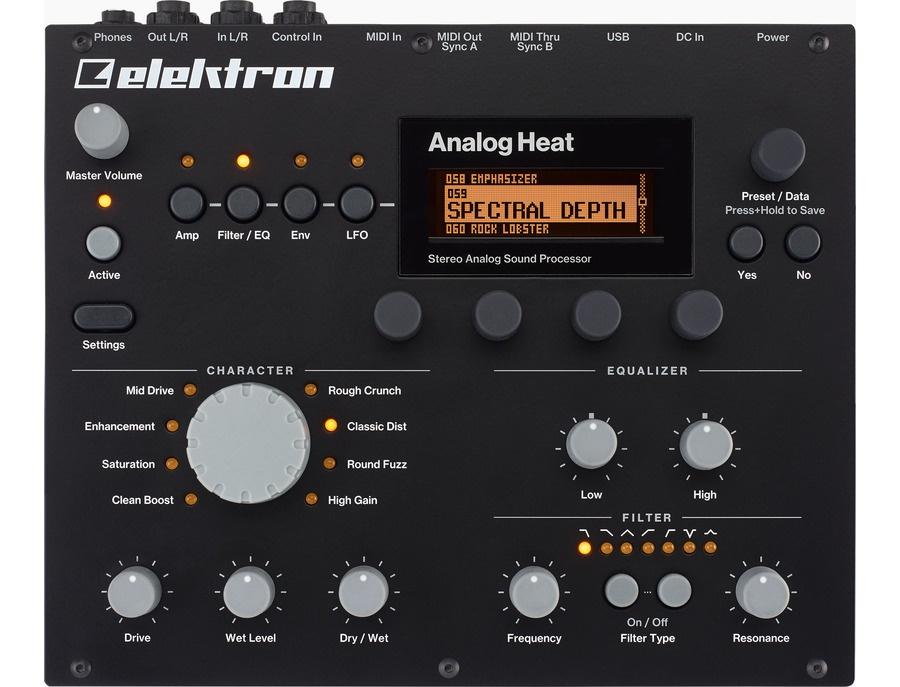 Elektron Analog Heat