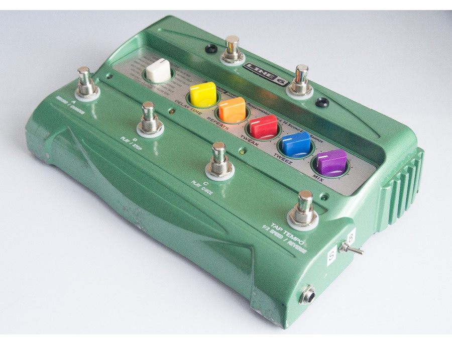 Line 6 DL4 Delay (NOSE Pedals Mod)