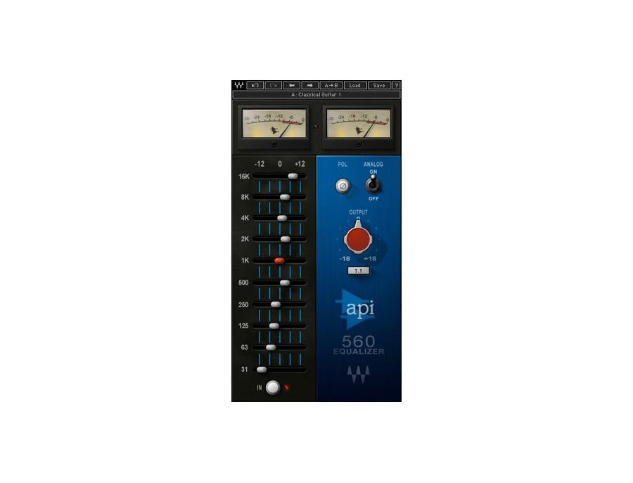 Waves API 560 10-Band EQ Plugin