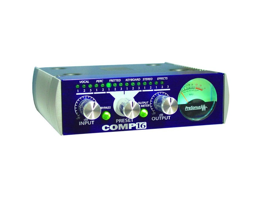 PreSonus Comp16