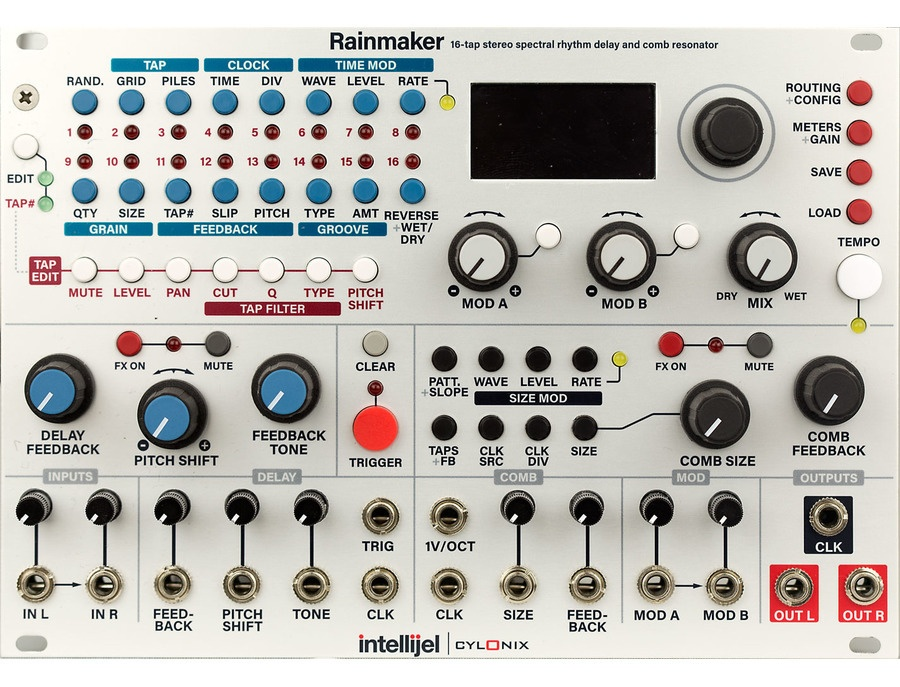 Intellijel Designs/Cylonix - Rainmaker