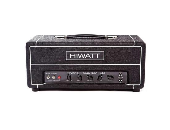 Hiwatt Custom 20 HD Head