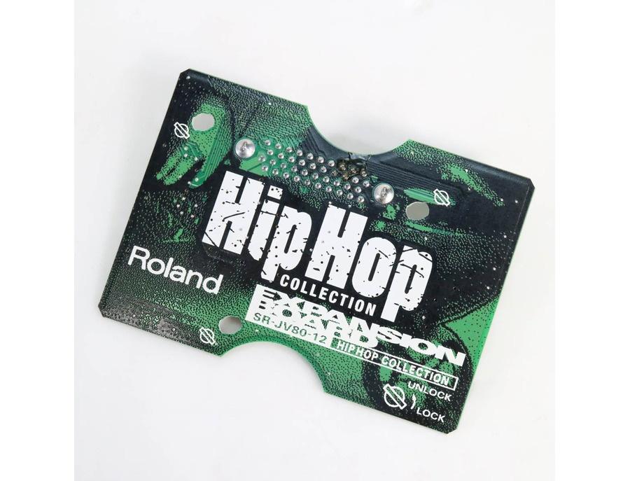 Roland SR-JV80-12 HipHop Expansion Board